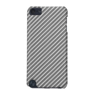 Silver Carbon Fiber iPod Touch (5th Generation) Cover