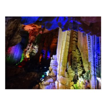 everydaylifesf Silver Cave (Guilin, China) #2-1 Postcard