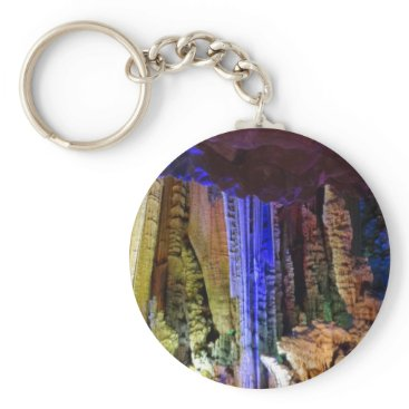 everydaylifesf Silver Cave (Guilin, China) #2-2 Button Keychain