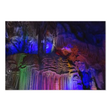 everydaylifesf Silver Cave (Guilin, China) Photo Print