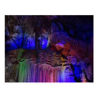 Silver Cave (Guilin, China) Postcard