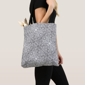 Silver Chain Links Photo 0284 Tote Bag