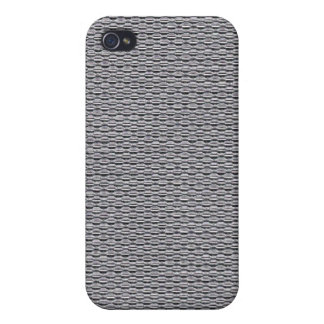 Silver Chainmaille Covers For iPhone 4