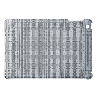 Silver Circuit Alien Technology Board I Pad Case iPad Mini Cover