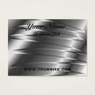 Silver Claws Business Card