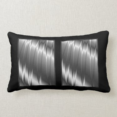 Silver Claws Pillow