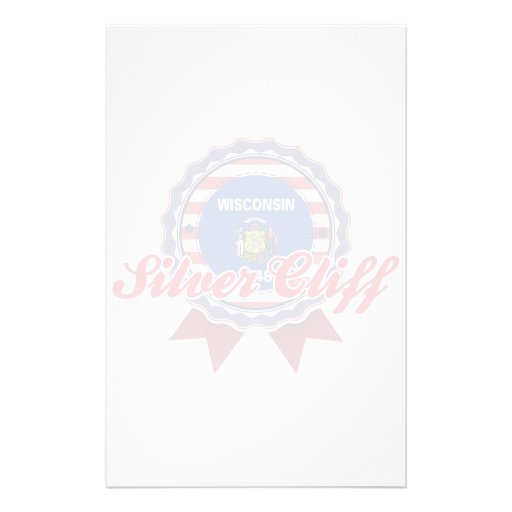 Silver Cliff, WI Stationery Paper