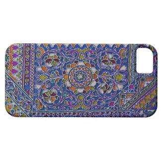 silver cloisonne iPhone SE/5/5s case