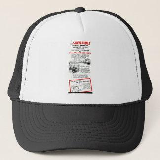 Silver Comet - Seaboard Air Line Railroad Trucker Hat