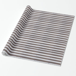 Silver Corrugated Sheet Metal Wrapping Paper