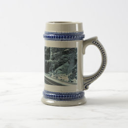 Silver Creek Tunnel Beer Stein