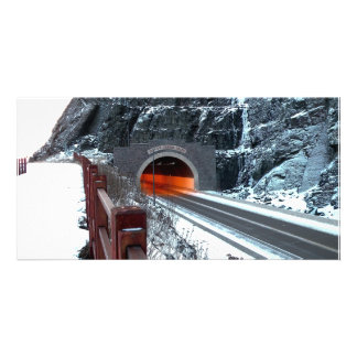 Silver Creek Tunnel Photo Cards