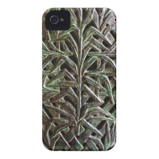 Silver Cross-country race Case-Mate iPhone 4 Case