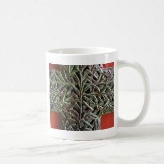 Silver Cross-country race Coffee Mug