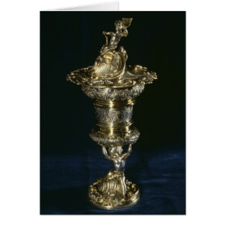 Silver Cup, from Augsburg Card