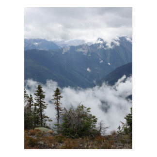 Silver Cup in BC's Purcell Mountains Postcard