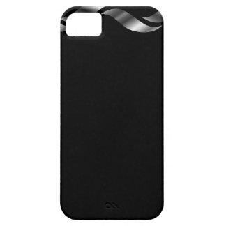 Silver design element iPhone SE/5/5s case