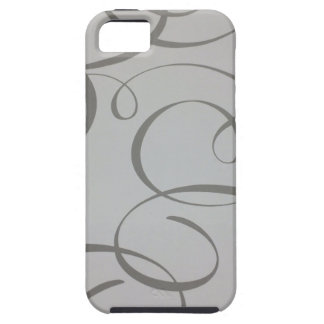 Silver Designs iPhone 5 Cover