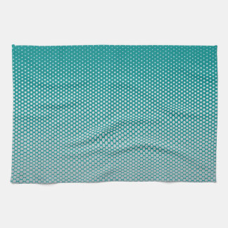 Silver dots on ANY color custom kitchen towels