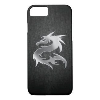 Silver Dragon iPhone 7 Case