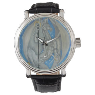 Silver Dragon Watches