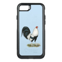Silver Duckwing Gamecock OtterBox Commuter iPhone 8/7 Case