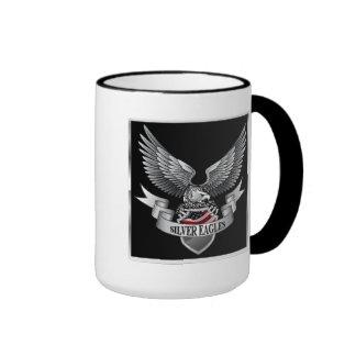 Silver Eagle: FAMILY-COMMUNITY-COUNTRY Ringer Mug