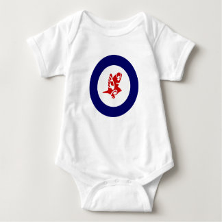 Silver Eye Tauhou, Roundel Baby Bodysuit