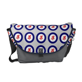Silver Eye Tauhou, Roundel Courier Bag