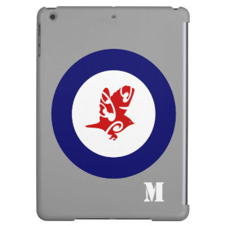 Silver Eye Tauhou, Roundel Cover For iPad Air