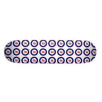Silver Eye Tauhou, Roundel Skate Board Decks