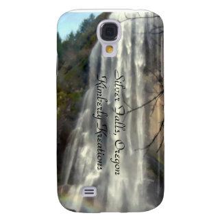 Silver Falls Galaxy S4 Case