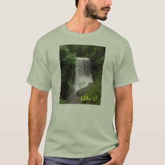 Silver Falls Middle North T-Shirt