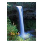 Silver Falls, Oregon Post Card