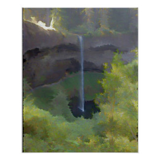 Silver Falls Poster