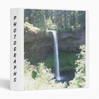 Silver Falls State Park Binder