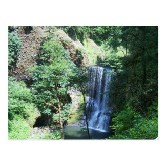 Silver Falls State Park Postcard