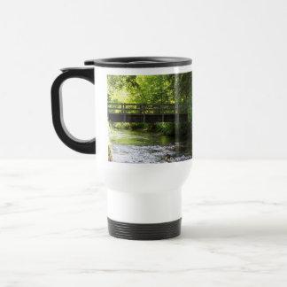 Silver Falls State Park Travel Mug
