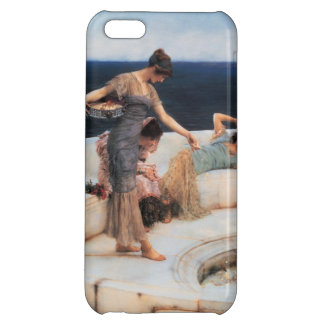 Silver Favorites by Lawrence Alma-Tadema Case For iPhone 5C