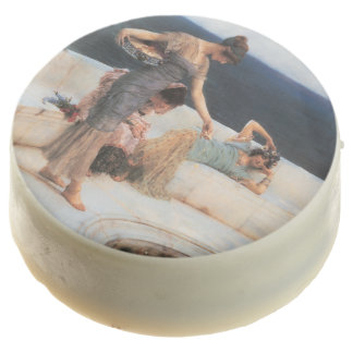 Silver Favorites by Lawrence Alma-Tadema Chocolate Covered Oreo