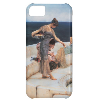 Silver Favorites by Lawrence Alma-Tadema Cover For iPhone 5C