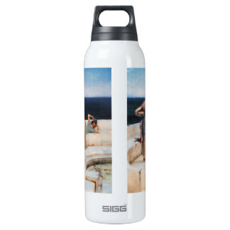 Silver Favorites by Lawrence Alma-Tadema Insulated Water Bottle