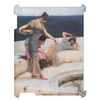 Silver Favorites by Lawrence Alma-Tadema iPad Case