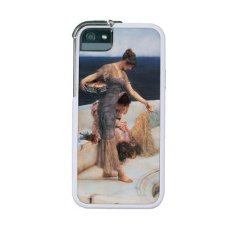 Silver Favorites by Lawrence Alma-Tadema iPhone SE/5/5s Cover