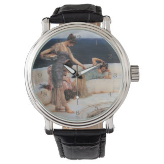 Silver Favorites by Lawrence Alma-Tadema Watches