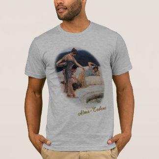 Silver Favorites by Sir Lawrence Alma-Tadema T-Shirt