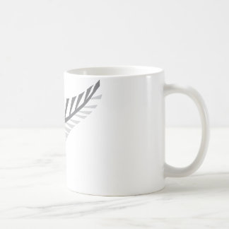 Silver Fern Awesome New Zealand image Coffee Mug