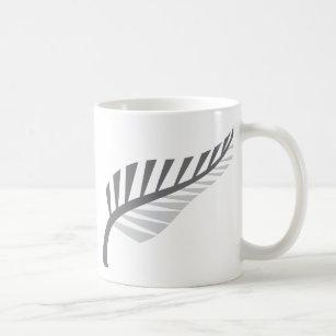 6d69791e21d Silver Fern Awesome New Zealand image Coffee Mug