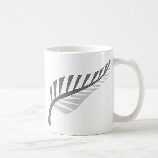 Silver Fern Awesome New Zealand image Coffee Mug