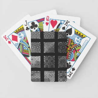 SILVER FILIGREE PLAYING CARDS
